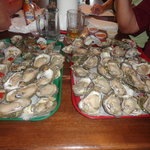 two orders of oysters