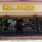 Thai X-Press Cafe resmi