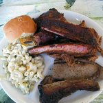 Rib Dinner w/Macaroni Salad