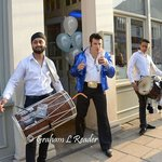 Ricky Lopez and the Dhol Drummers