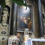 Chiesa del Gesù a Genova.