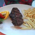 fillet steak so delish
