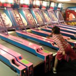 The seemingly never-ending arcades (our 8-yr-old loved these more than words can describe here)