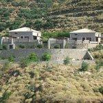 Falassarna Villas - view from village of Platanos