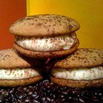 Tiramisu Whoopie Pies...yeah, that good!