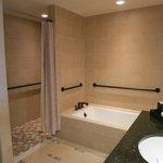 Master Bathroom - Corner Suite #840 6-28-13