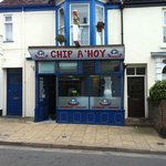 Chips A'Hoy Outside view