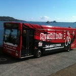 Plymouth Cycle Hire, 'The Bike Bus', West Hoe Road, Plymouth.