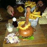 Club Burger
