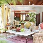 Banyu Biru Villa Living Room