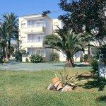 Foto de Apartamentos Palm Garden