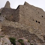 A formidable castle....
