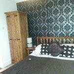 Bedroom in Room 6