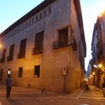Pamplona at night (city centre. 10mins by car)