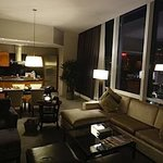 Grand deluxe suite and view