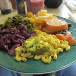 Vegetable Combo Plate