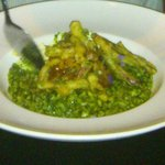 Thai green risotto