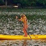 Paddle Boards Take Some Balance