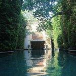 Baray Villa guests private pool