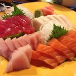 Sashimi Dinner! my fav!