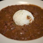 "Monday ""Red Beans & Rice"" everyday at Nola Po'Boy & Gumbo Kitchen"