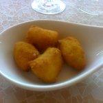 Tercer plato menú
