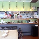 Pizzeria Secondo - Nice and Simple Lunch Salad and Drink Bar and Kitchen