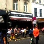 Balans Cafe - exterior
