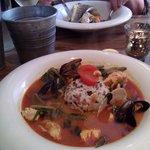 The Seafood Tom Yum