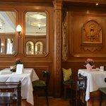 Restaurant des Hotel Goldener Anker Bayreuth Foto