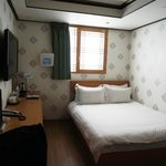 The room we stayed at