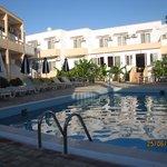 Hôtel Tsambika Sun