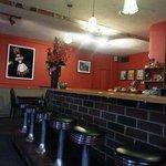 Red Jasmine's bar area