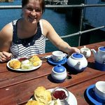 best cream tea in penzance