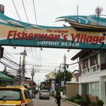 fisherman's village - happening market