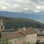Vue sur Font-Romeu