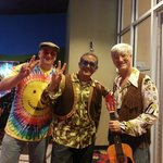 Hippies in the Arcade Room!