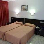 beds room 116