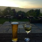 Sunset at The Black Horse *sighs*