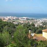 View of Denia