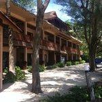 Photo de Haad Khuad Resort