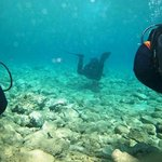 Diving Georgioupolis with Evelin Divers