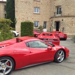 Ferrari rally at LBT