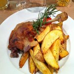 Duck Confit- A must try!