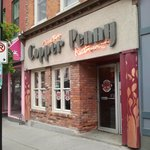 Copper Penny, downtown Kingston