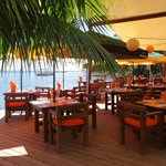 Photo de Moorea Beach Cafe