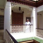 Second floor of the Riad
