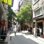 Cihangir neighbourhood