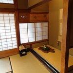 La chambre et l'alcôve japonaise