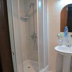 Bathroom -- Small shower